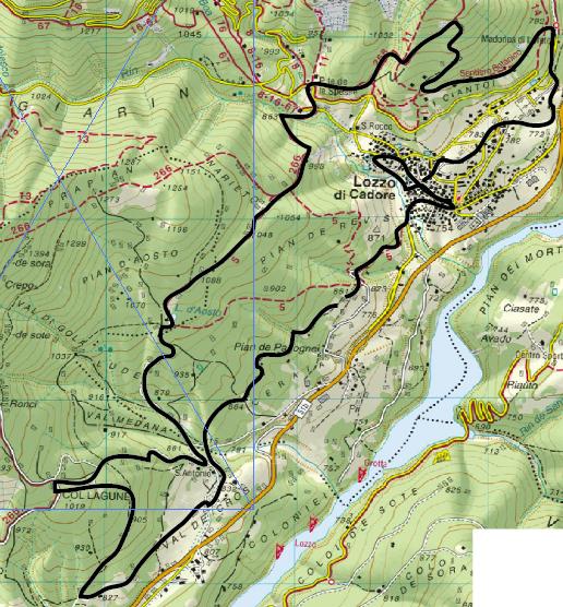 trail de le longane