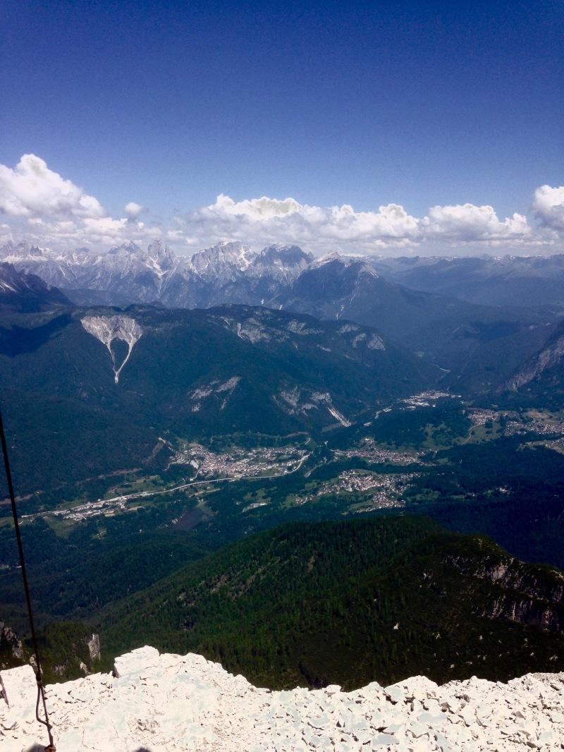 Lozzo da cima Montanel