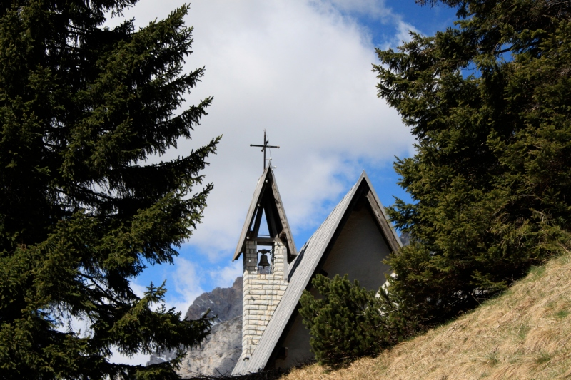 Chiesetta della Madonna di Ciareido